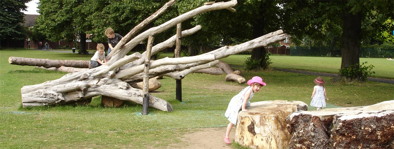 Natural Play for London's Children